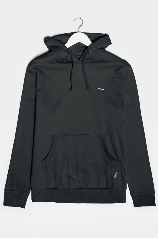 Men's  BadRhino Black Essential Hoodie