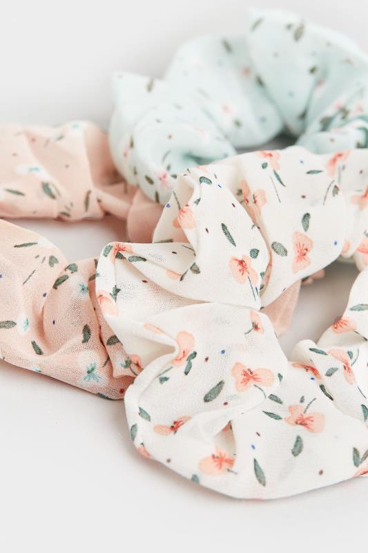 3 PACK Pastel Multi Floral Scrunchie Set_D1.jpg