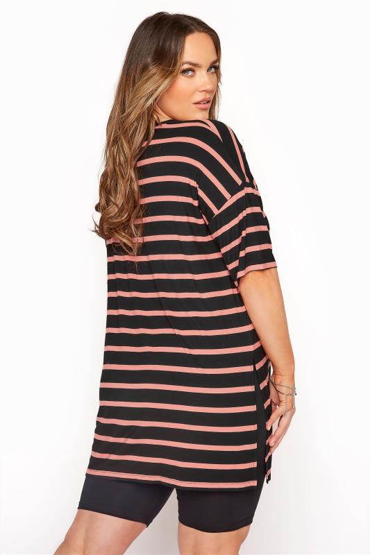 Black Oversized Stripe T-Shirt_C.jpg