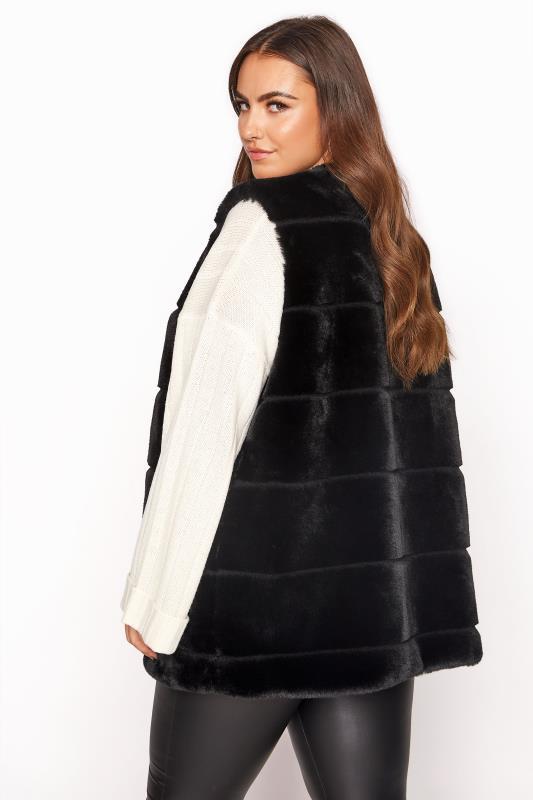 Black Pelted Faux Fur Gilet_RC.jpg