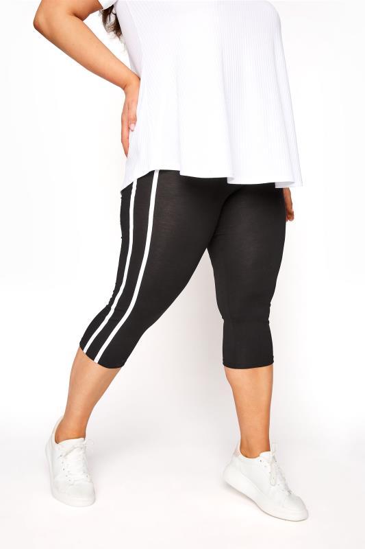 Black Side Stripe Cropped Leggings_B.jpg