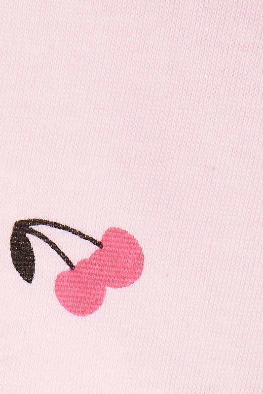 Pink Cherry Placket Nightdress_S.jpg