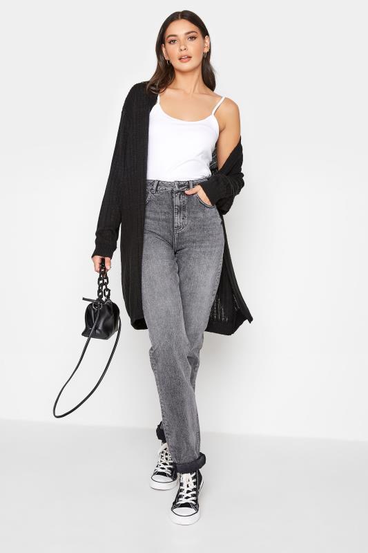 LTS Black Knitted Cardigan_B.jpg