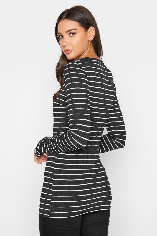LTS Black Stripe Ribbed Top_C.jpg