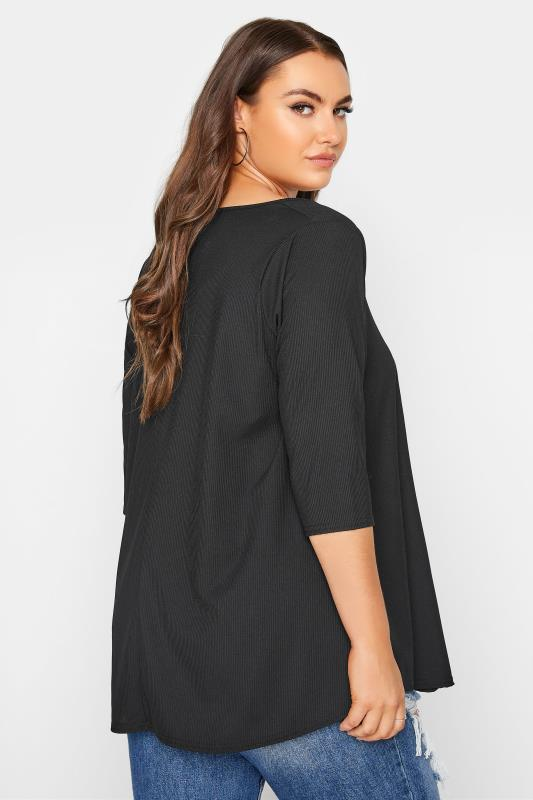 LIMITED COLLECTION Black Rib Swing Top_C.jpg
