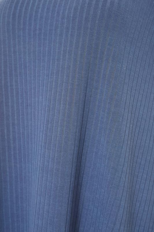LTS Denim Blue Swing Ribbed T-Shirt_S.jpg