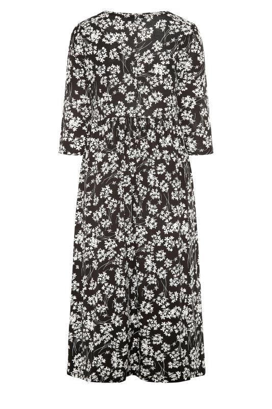 Black Floral Pocket Midaxi Dress_BK.jpg