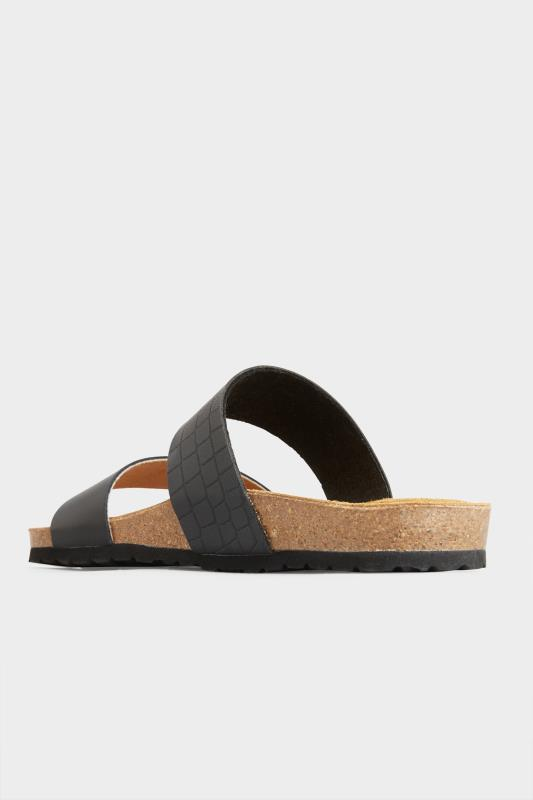 Black Leather Two Strap Footbed Sandals_C.jpg