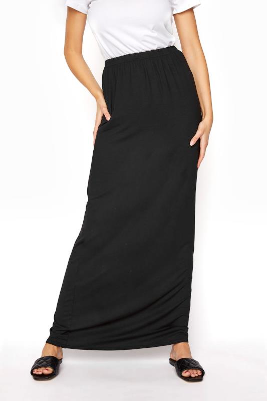 LTS Black Maxi Tube Skirt_B.jpg
