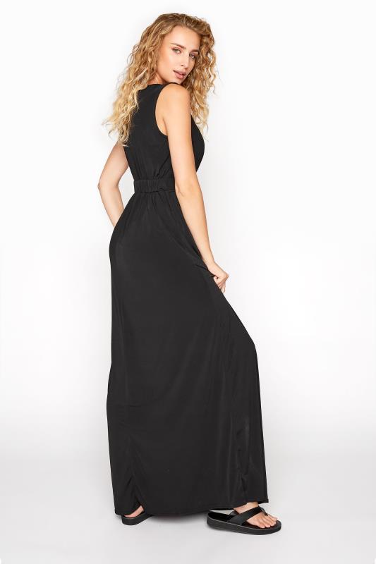 LTS Black V-Neck Maxi Dress_C.jpg