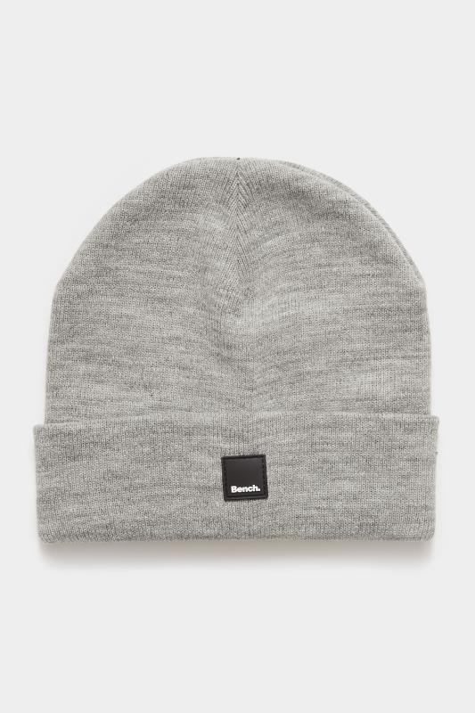 BENCH Grey Knitted Hat & Scarf Set_F2.jpg