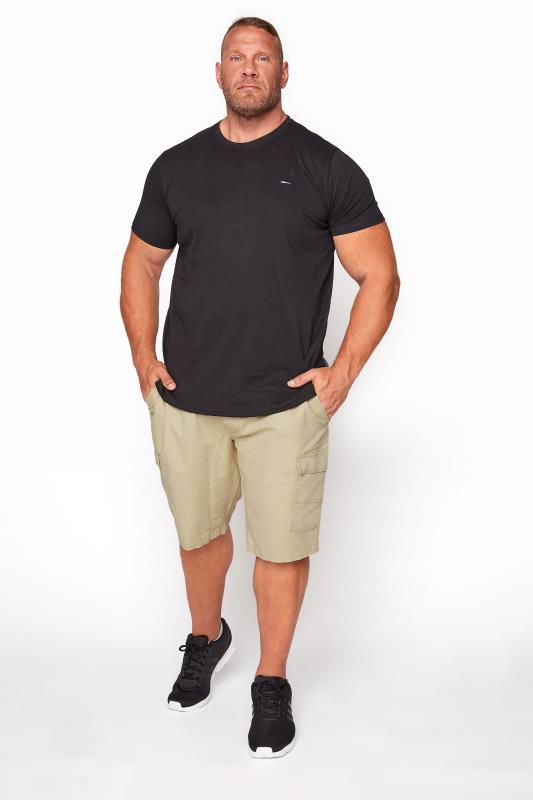 Men's  BadRhino Stone Stretch Cargo Shorts