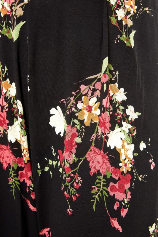 Black Floral Print Jersey Joggers_S.jpg