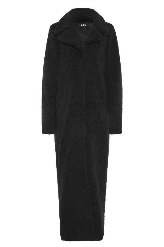 LTS Black Teddy Maxi Coat_F.jpg