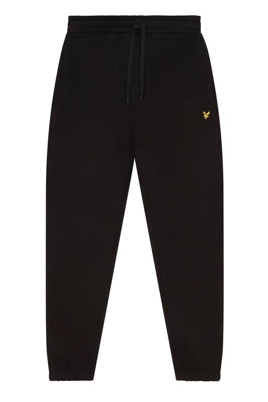 Plus Size  LYLE & SCOTT Black Joggers