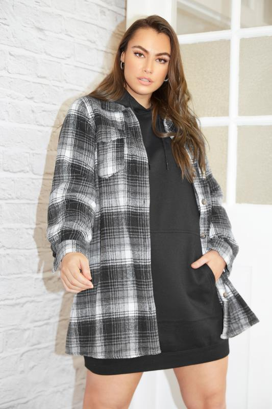 LIMITED COLLECTION Black Check Shacket_L.jpg