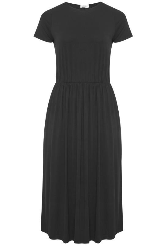 YOURS LONDON Black Pocket Maxi Dress_157111F.jpg