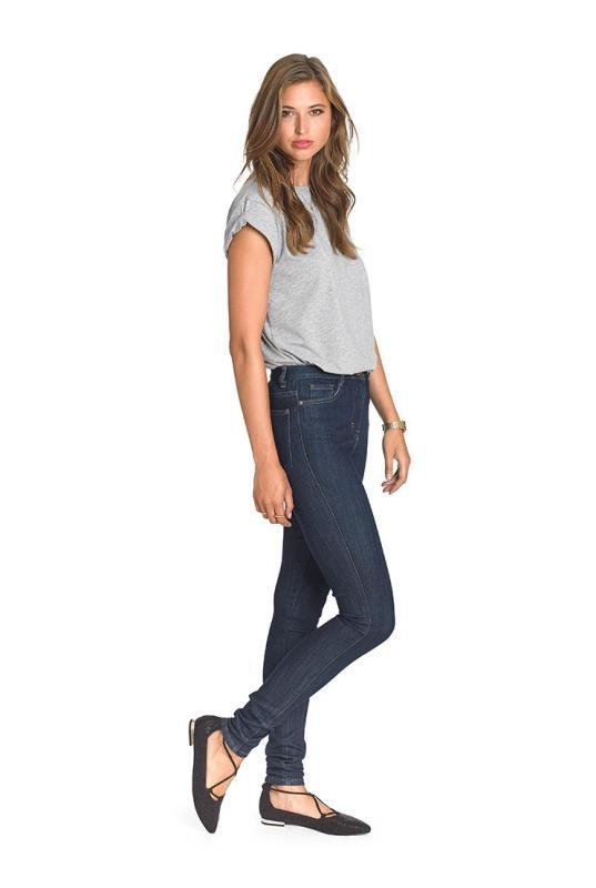 Indigo Supersoft Legging Jeans