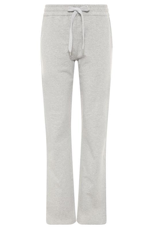 Grey Straight Leg Joggers