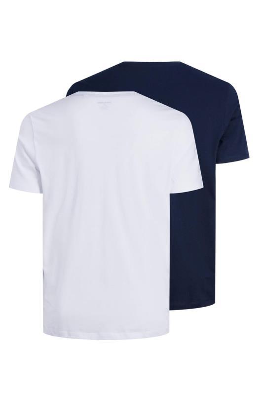 JACK & JONES Multi 2 Pack T-Shirts_BK.jpg