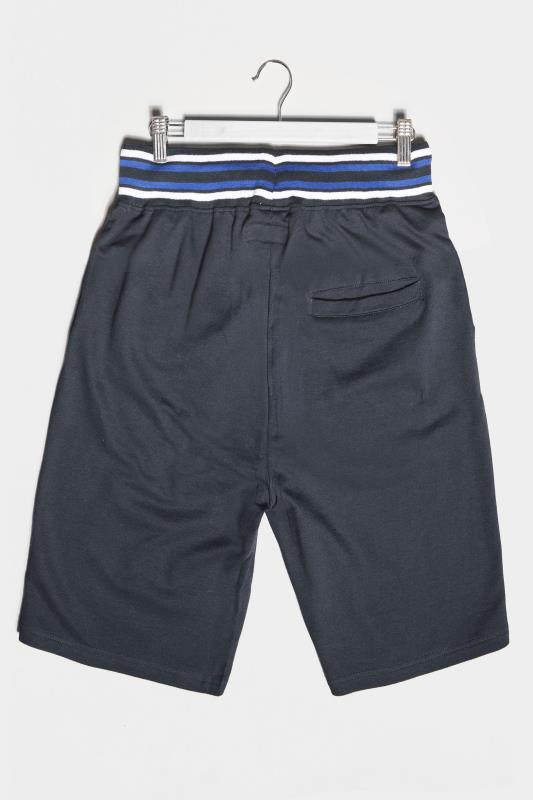 BadRhino Navy Division Jogger Shorts