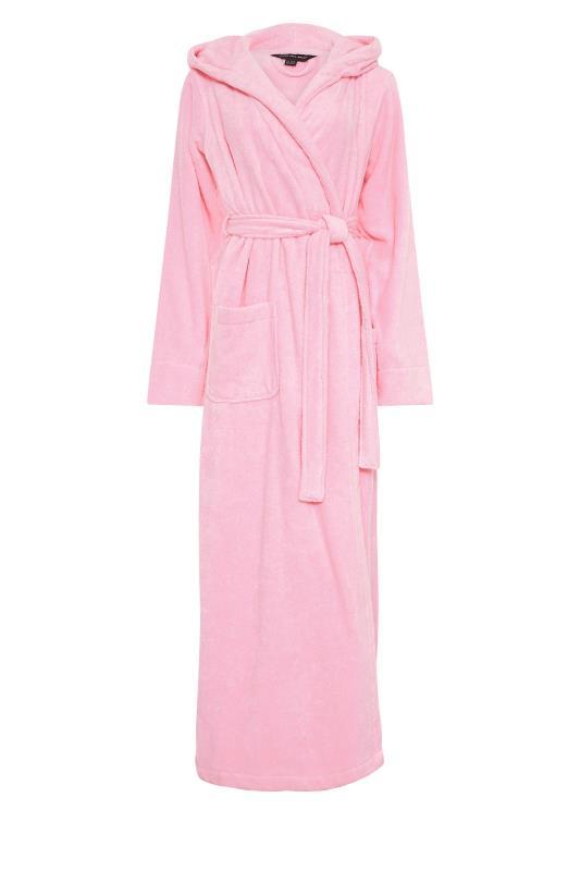 LTS Pink Cotton Maxi Robe_F.jpg