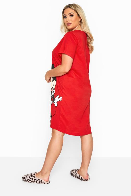 Disney Red Minnie Mouse Nightdress