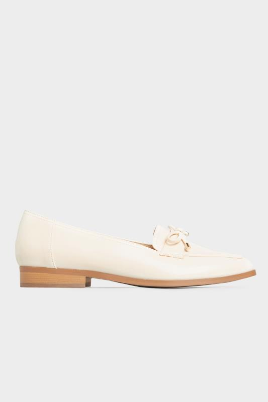 LTS White Bow Trim Loafers_A.jpg