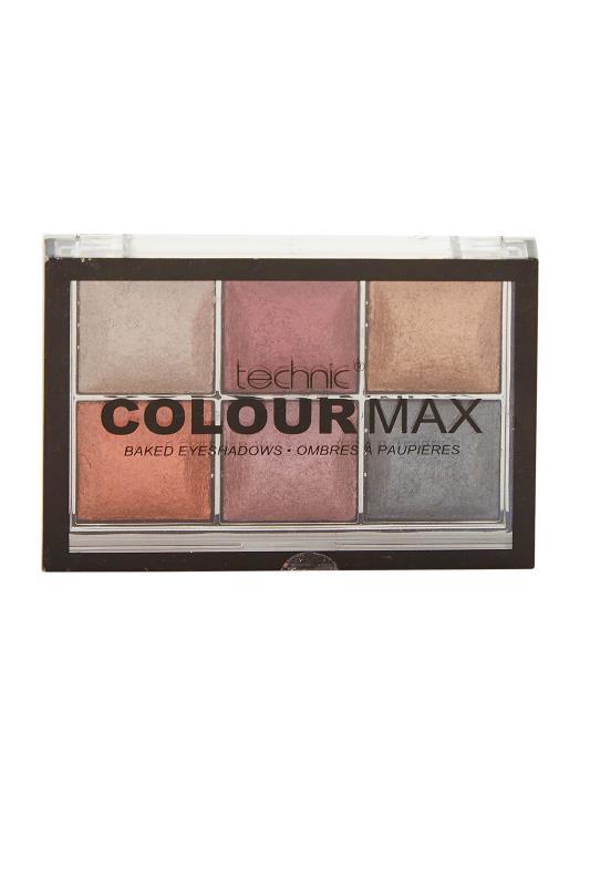 Plus Size  Technic Colour Max Treasure Baked Eyeshadows