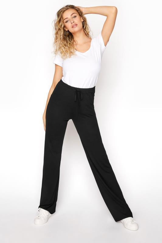 Tall  LTS Black Yoga Pants