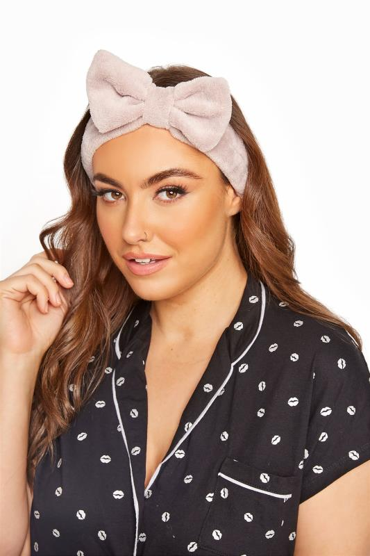 Plus Size  Mink Beauty Headband