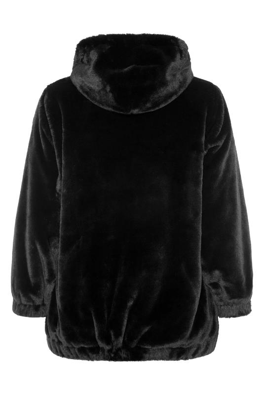Black Faux Fur Oversized Jacket_BK.jpg