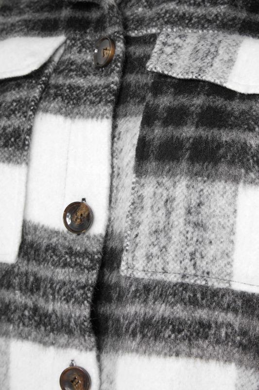 Grey Checked Midi Shacket_S.jpg