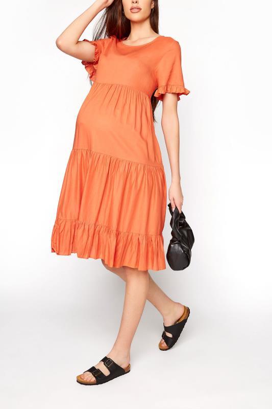 LTS Maternity Tiered Smock Dress_B.jpg