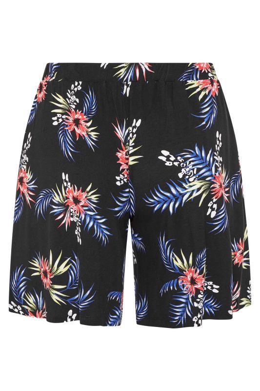 Black Palm Jersey Shorts_BK.jpg