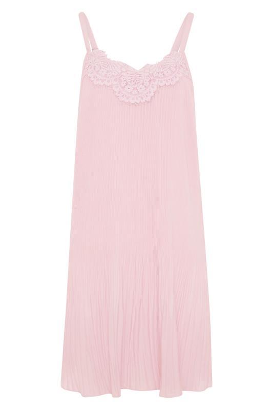 LTS Pink Pleat Lace Cami_F.jpg