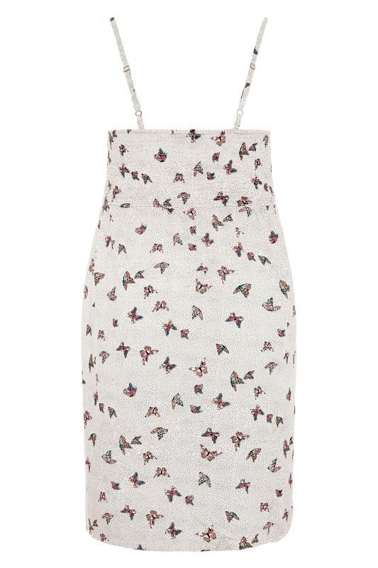 White Butterfly Spot Button Front Cami Dress_BK.jpg