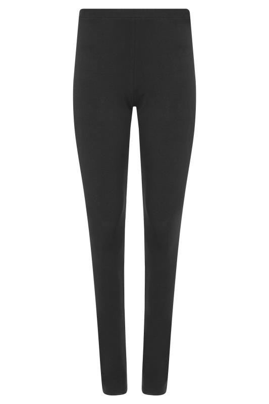 Black Cotton Stretch Leggings_F.jpg