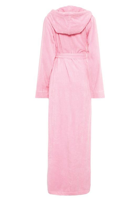 LTS Pink Cotton Maxi Robe_BK.jpg