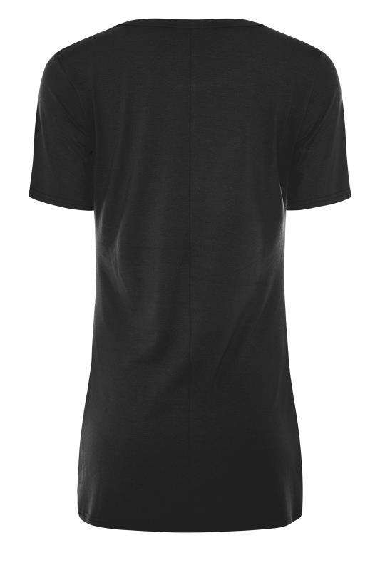 LTS Black Scoop Neck T-Shirt_BK.jpg