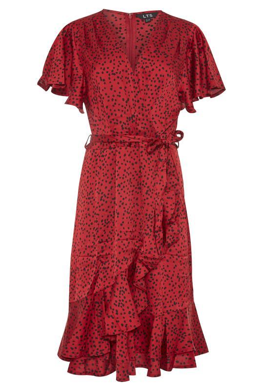 LTS Red Frill Wrap Dress_F.jpg