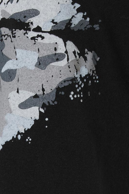 Black Camo Lips Boyfriend T-Shirt_S.jpg
