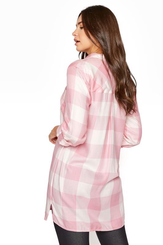 LTS Pink Check Boyfriend Shirt_C.jpg