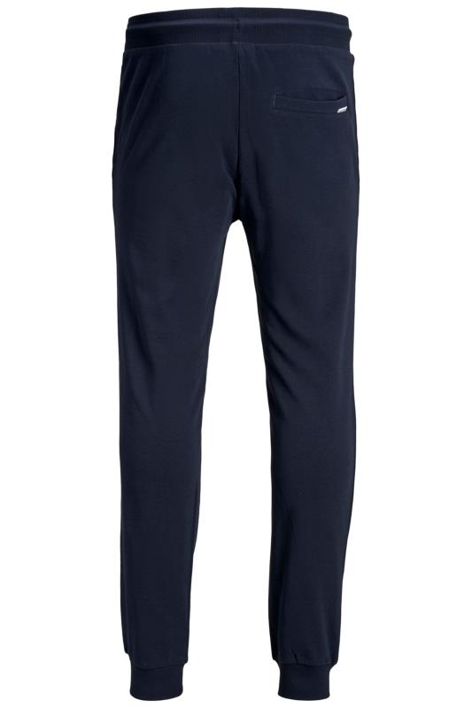 JACK & JONES Navy Gordon Joggers