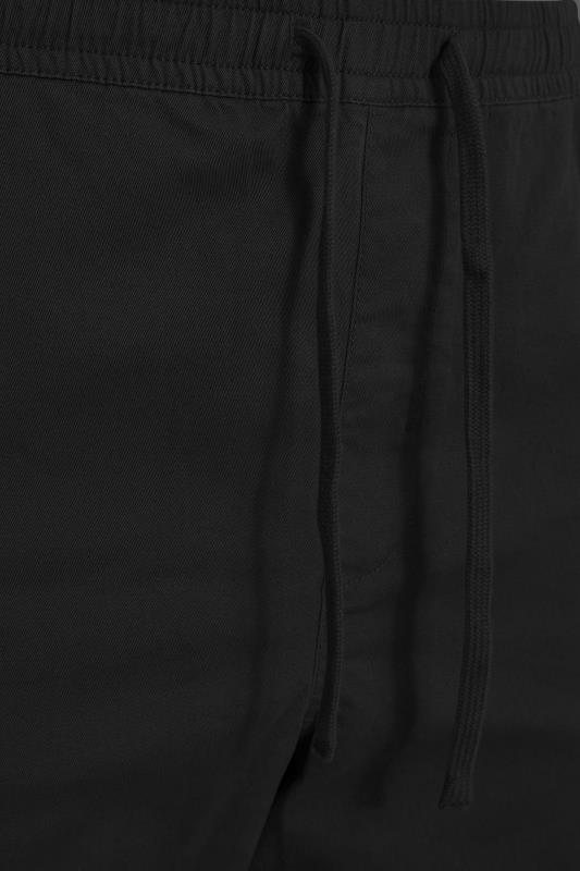 BadRhino Black Elasticated Waist Rugby Trousers_S.jpg