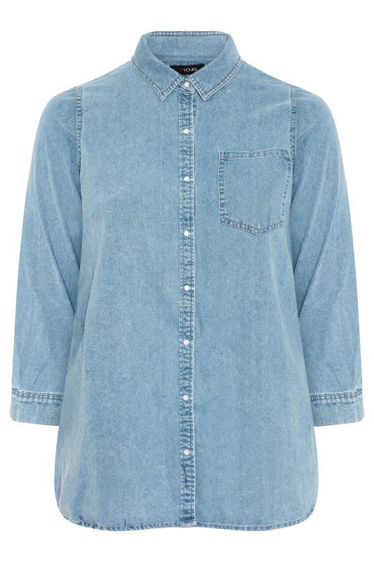 Blue Acid Wash Denim Shirt_F.jpg