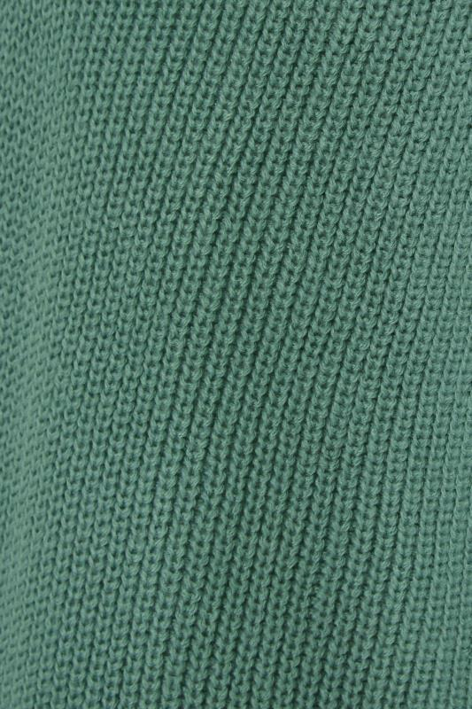 Green Button Knitted Cardigan_S.jpg