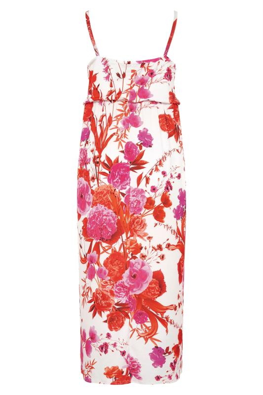 YOURS LONDON White Flame Floral Cami Maxi Dress_BK.jpg