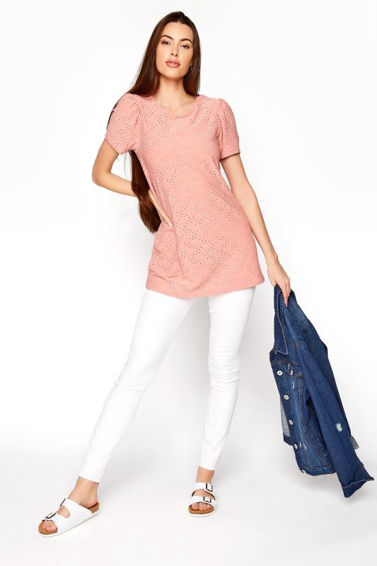 LTS Rose Pink Broidery Puff Sleeve Top_B.jpg