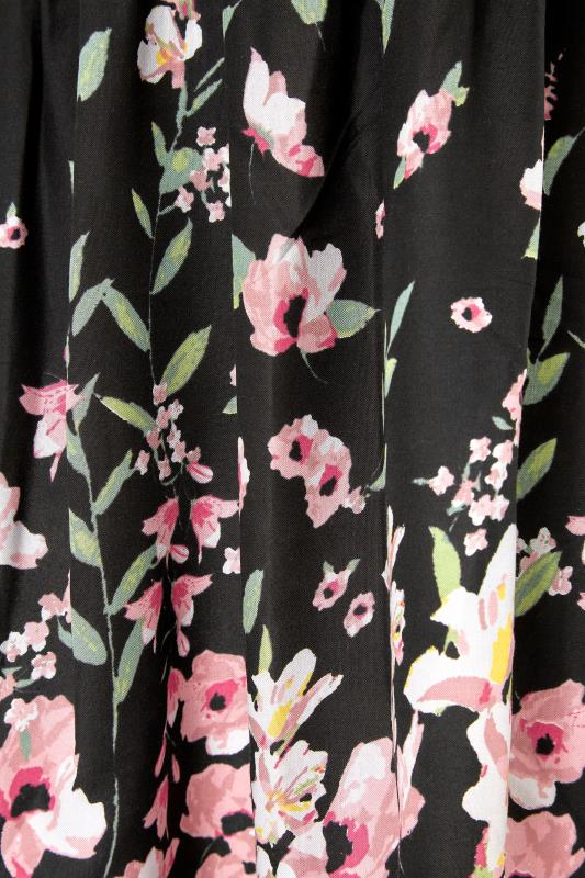 Black Border Floral Shirred Vest Top_S.jpg